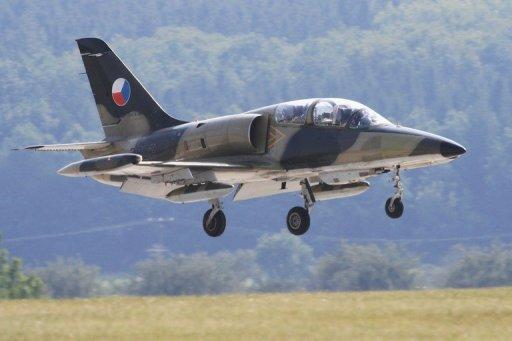 L-159 jets are made by Aero Vodochody, controlled by the Czech-Slovak private equity group Penta