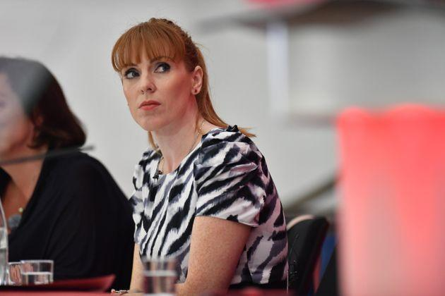 Angela Rayner, Labour's shadow education secretary, said top professions remain a 'closed club'.