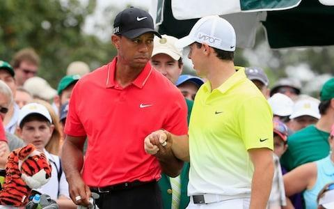 "Rory McIlroy believes that Tiger Woods will ""stun the world – again"" this year after beginning his resurrection in London. McIlroy played with Woods in November and was amazed by the 14-time major winner's display at the Bear's Club, Jack Nicklaus's Florida course near the players' homes. At that stage, Woods had not played competitively since February when he pulled out of the Dubai Desert Classic. The 42-year-old then underwent a spinal fusion, a radical operation which led to predictions that his career was over. However, Woods returned at the Hero World Challenge two months ago, where he commendably finished in a tie for ninth in an 18-man field. McIlroy was not surprised by that, after what he had witnessed a few weeks beforehand when Woods had invited him for 18 holes. ""I was on my way there worrying thinking, 'what will I see?', but it was incredible,"" McIlroy told Telegraph Sport. ""My dad [Gerry] also played with us and we both couldn't believe it. I remember mouthing to Dad, 'WTF?'. And on the drive home afterwards, we said: 'Where the hell did that come from?' Tiger was that good; playing every shot, not having to hold back. ""Tiger told me how he'd fixed it and how it was a mini-miracle, considering how bad it had been. He travelled to London to see the ultimate consultant on these things, who told him the only guy who could fix this was in Texas. Tiger went through the procedure and now he's back."" Tiger Woods and Rory McIlroy were paired together for the final round at the Masters in 2015 Credit: Jamie Squire/Getty Image Like everyone McIlroy looked on in admiration as Woods relaunched his career in the Bahamas. ""This is a different Tiger. He could stun the world – again,"" said McIlroy with a rueful grin, mindful of losing the world No 1 tag to him in 2013 when Woods won five tournaments. But McIlroy seems more impressed this time around. ""When he came back in 2013, all he did was hit a big cut and was getting himself around with his chipping and putting,"" McIlroy said. ""And, yeah, that is incredible in itself. But he's got everything again now. You can talk about Jordan [Spieth] and JT [Justin Thomas] and all of them not seeing Tiger in his pomp, but I tell you what, I've never really seen Tiger at that level. He could be the story of the year. I hope he isn't, I hope I am. But then if Tiger wins just one then he will be the story anyway."""