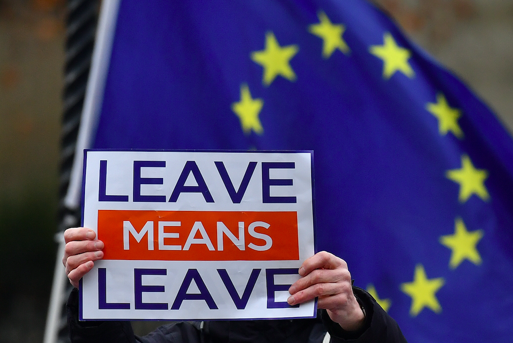 <p>Surprise, surprise – Brexit is the most-searched term overall in 2018 – could that still be the case in 2019? (Getty) </p>