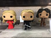<p>Buttercup, Wesley, and Inigo Montoya Funko POP figures? As you wish. (Photo: Ethan Alter) </p>