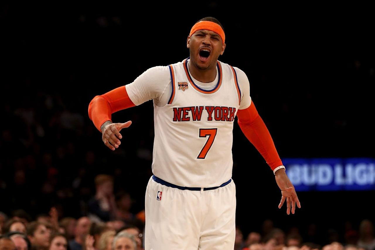 The Knicks, an eternal garbage fire, are still the most valuable team in the NBA