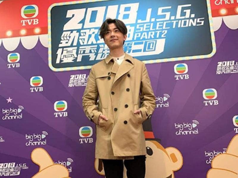 Ken Hung wants to focus on releasing new songs