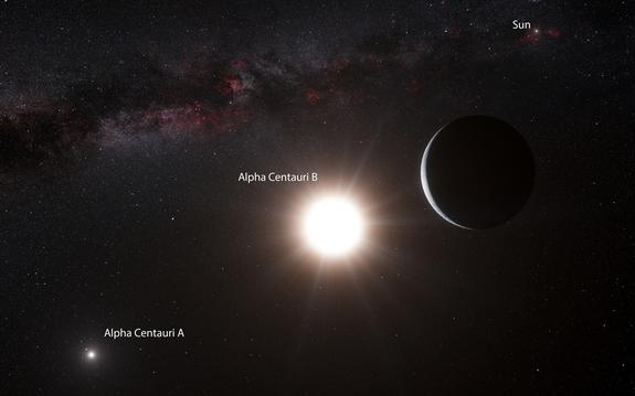 Alpha Centauri Planet Truly Alien to Many Earthlings