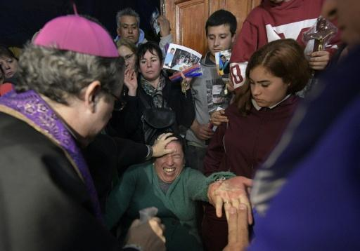 Argentines wrestle demons at 'exorcism school'