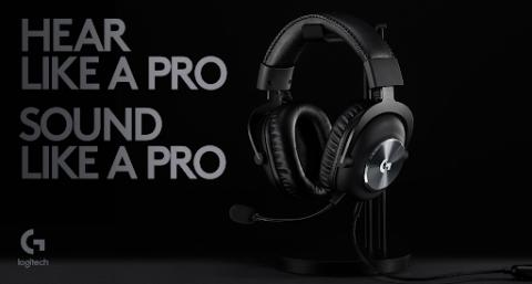 Sound Like a Pro and Hear Like One with the Logitech G PRO X