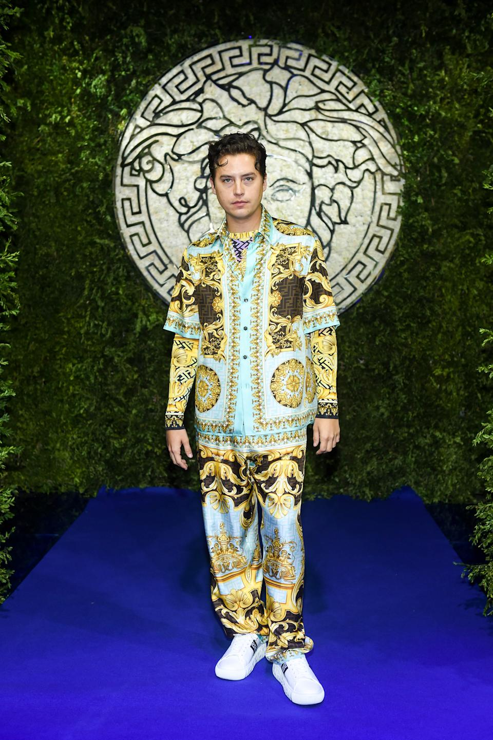 Cole Sprouse. (PHOTO: Getty Images)
