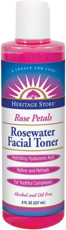"""<h2>Heritage Store Rosewater Facial Toner</h2><br>This toner sells out like crazy because once you buy it, you never go back. It has 100% natural ingredients, moisturizing humectants, and a cheap price (only $12 for 8 FL OZ!) According to one Ulta buyer, the simple yet effective formula never fails to impress; """"I love this long-standing, and simple brand of toner above any other. It`s consistently reliable and gentle."""" <br><br><em>Shop</em> <a href=""""https://www.ulta.com/brand/heritage-store"""" rel=""""nofollow noopener"""" target=""""_blank"""" data-ylk=""""slk:Heritage Store"""" class=""""link rapid-noclick-resp""""><strong><em>Heritage Store</em></strong></a><br><br><strong>Heritage Store</strong> Rosewater Facial Toner, $, available at <a href=""""https://go.skimresources.com/?id=30283X879131&url=https%3A%2F%2Fwww.ulta.com%2Frosewater-facial-toner%3FproductId%3Dpimprod2006828"""" rel=""""nofollow noopener"""" target=""""_blank"""" data-ylk=""""slk:Ulta"""" class=""""link rapid-noclick-resp"""">Ulta</a>"""