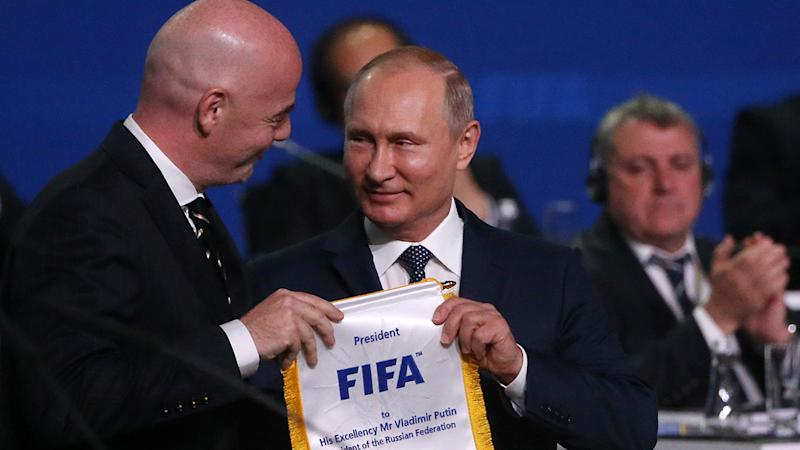 MP warns Russian women from sleeping with World Cup guests