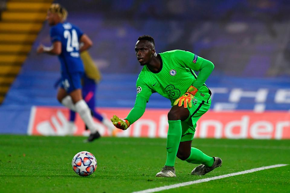 Mendy returned from injury for Chelsea (POOL/AFP)