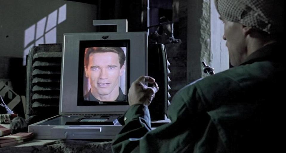 """<p>Schwarzenegger's collaboration with director Paul Verhoeven, based very loosely on Philip K Dick's 'We Can Remember It For You Wholesale,' is another of his finest moments, and another one that boasts more than its fair share of unforgettable lines. Our top pick: when Schwarzenegger's video recording instructs his amnesiac self, """"Get your ass to Mars!"""" (Picture credit: Studiocanal) </p>"""