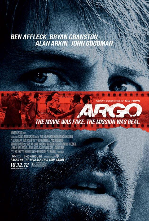 "Best Adapted Screenplay: Chris Terrio, Argo Don't call it ""Zero Dark Thirty"" lite: Terrio's ""Argo"" script mixes ""The Player"" style insider comedy with high drama and achieves the perfect balance of tone and tension."