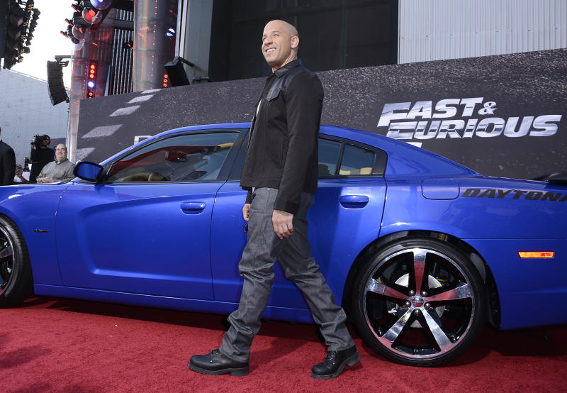 'Fast' races past 'Hangover' at weekend box office