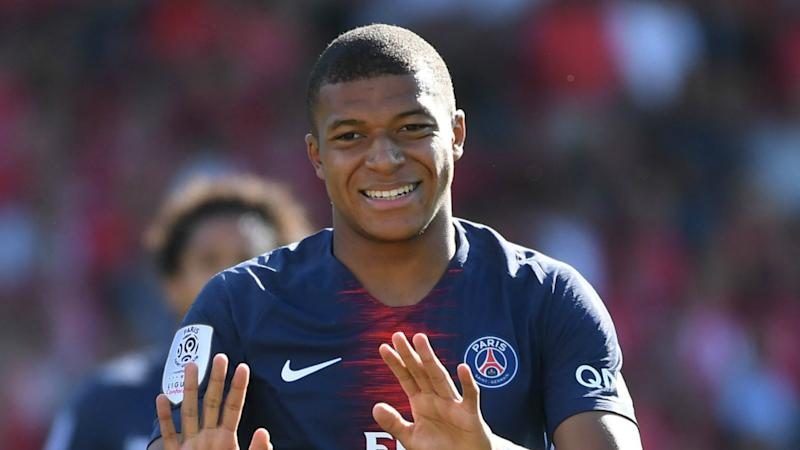 Mbappe apologises for red mist