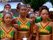 <p>Natina Reed was the lead singer of Blaque, but from <em>Bring It On </em>you'll remember her as Jenelope, the take-no-BS member of the Clovers sqaud. </p>