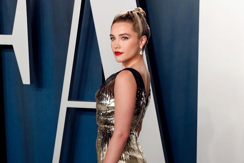 Florence Pugh Calls For Positivity and Compassion After