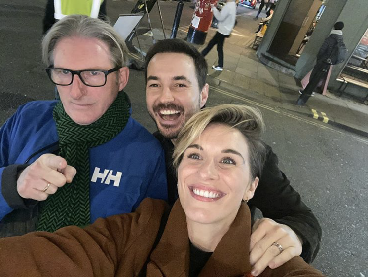 Photo credit: Vicky McClure - Instagram