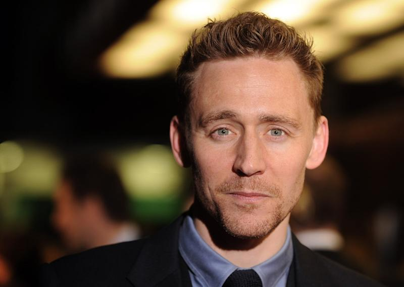 Tom HiddlestonGetty Images