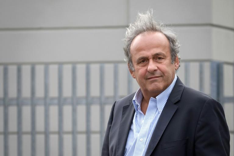 Michel Platini faces Swiss prosecutor in payment probe