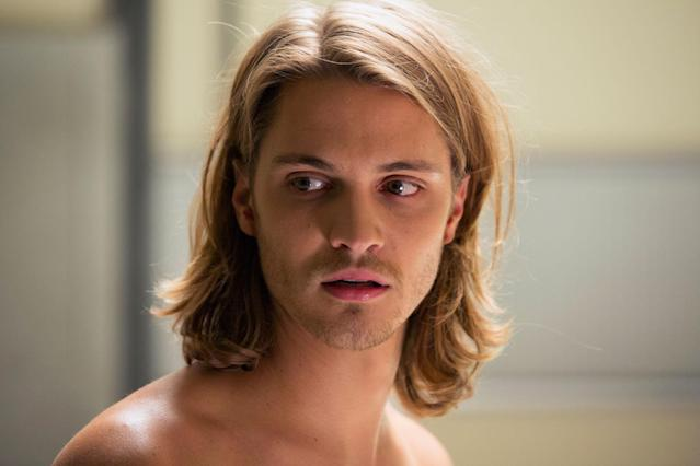 "Luke Grimes in the ""True Blood"" Season 6 episode, ""Don't You Feel Me."""