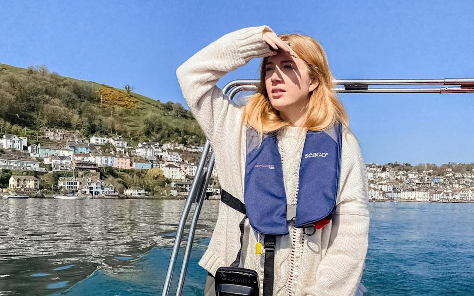 Seeing Dartmouth from the water with Dittisham Boats - Emma Cooke