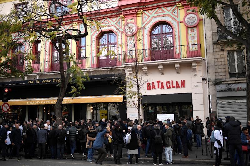 Protests by survivors of the 2015 attack at the Bataclan forced a film to be pulled, but now a new movie that indirectly touches on the Paris attacks has premiered at the Venice film festival