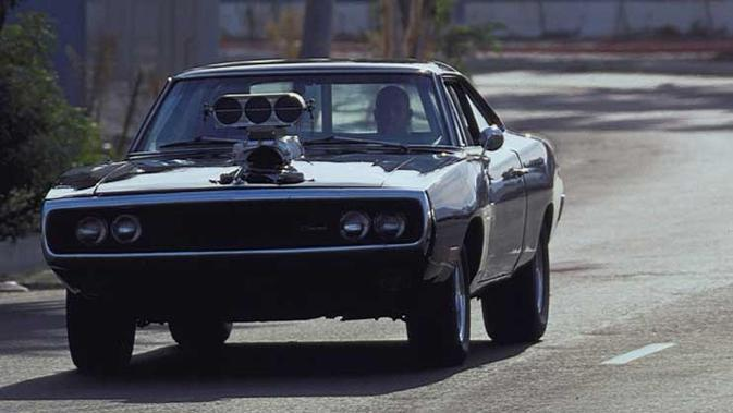 Dodge yang Dikemudikan Vin Diesel di Film The Fast and Furious (HotCars)