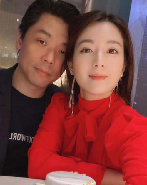 The actress and her husband William do not have any kids