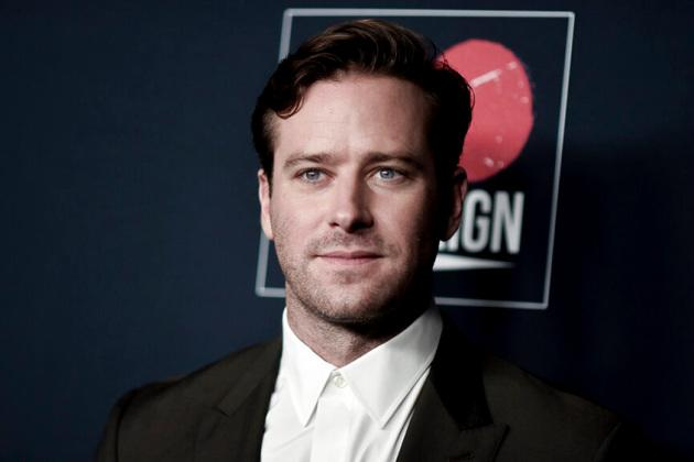 Armie Hammer's 'Shotgun Wedding' Role to Be Recast Amid Social Media Scandal