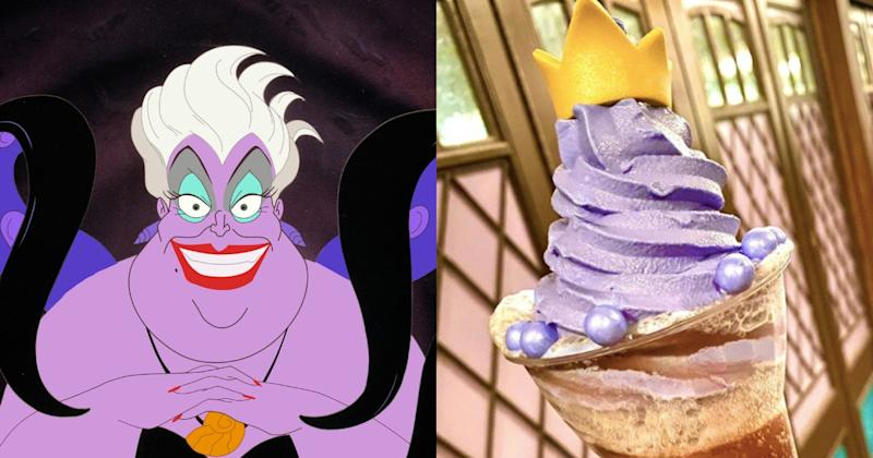This 'Poor Unfortunate Souls' Drink At Disney World Looks Wickedly Good