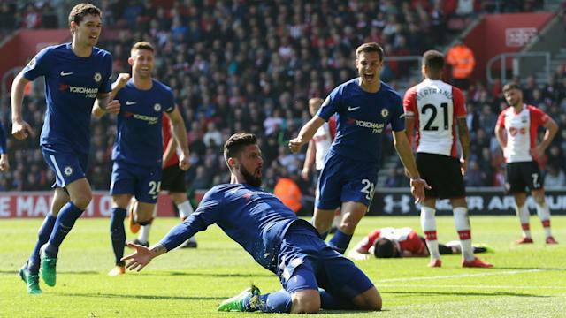 Alvaro Morata's wasteful outing at Burnley in midweek has cost him a starting berth in Chelsea's FA Cup semi-final against Southampton.