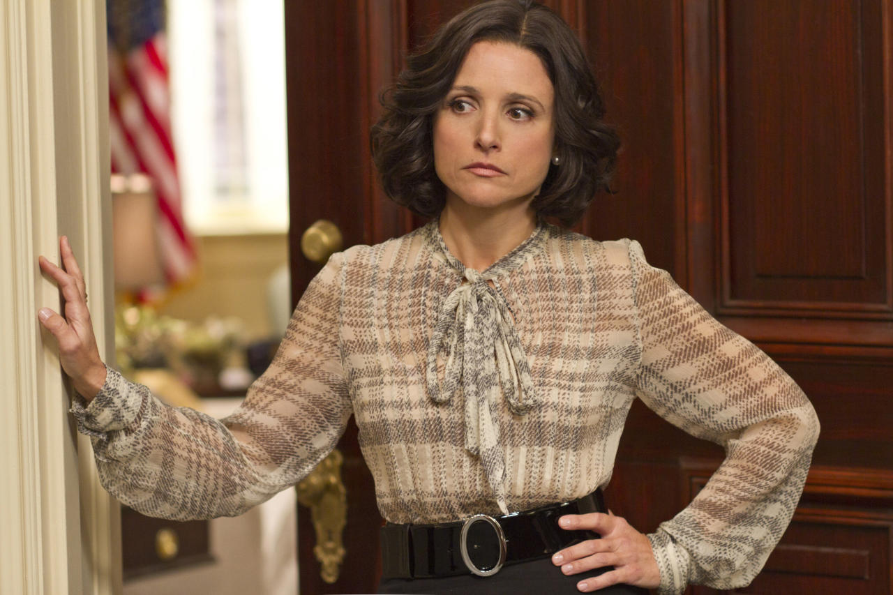 "Outstanding Comedy Series: ""Veep"""