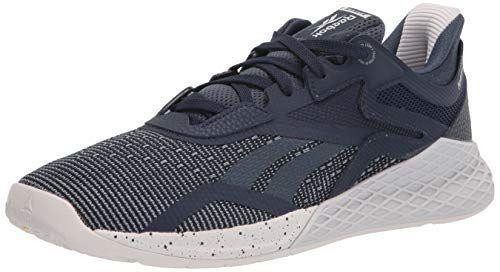 """<p><strong>Reebok</strong></p><p>amazon.com</p><p><strong>$69.61</strong></p><p><a href=""""https://www.amazon.com/dp/B07ZHYG5QK?tag=syn-yahoo-20&ascsubtag=%5Bartid%7C2141.g.36201802%5Bsrc%7Cyahoo-us"""" rel=""""nofollow noopener"""" target=""""_blank"""" data-ylk=""""slk:Shop Now"""" class=""""link rapid-noclick-resp"""">Shop Now</a></p><p>Looking for a pair that's as versatile as your workout schedule? Pick up Reebok's iconic Nano X Cross Trainers. With a comfortable fit, sturdy design, and lightweight construction, this pair will transition nicely from afternoon jogs to HIIT classes and casual strolls.</p>"""