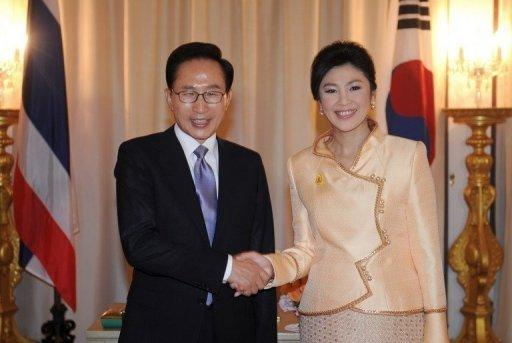 Thailand-S.Korea agree to double trade to $30 billion