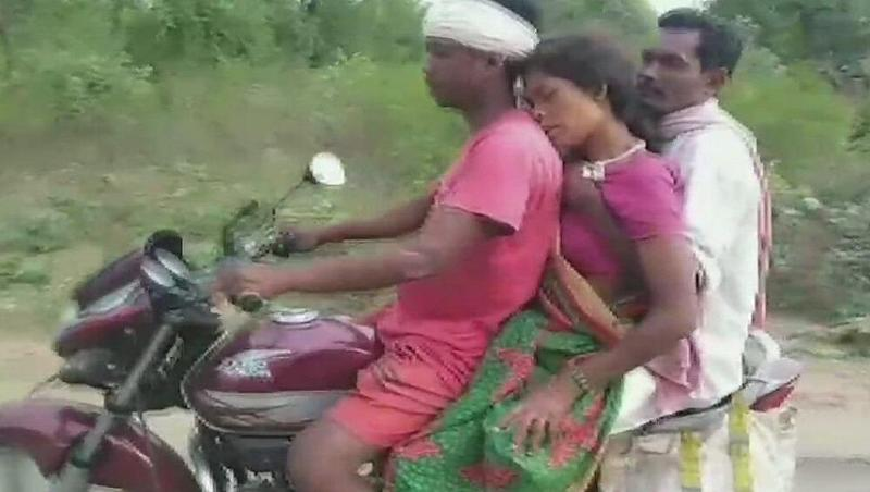 Medical Apathy in Jharkhand: 4-Month-Old Pregnant Woman Denied Ambulance, Taken to Hospital on Bike