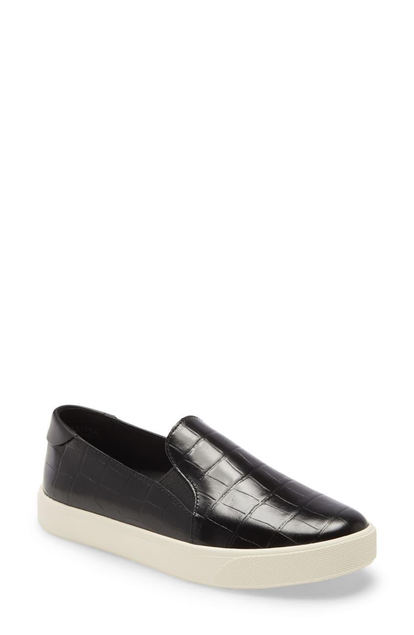 "<br><br><strong>Cole Haan</strong> GrandPro Spectator 2.0 Slip-On Sneaker, $, available at <a href=""https://go.skimresources.com/?id=30283X879131&url=https%3A%2F%2Fwww.nordstromrack.com%2Fs%2Fcole-haan-grand-pro-spectator-2-0-slip-on-sneaker%2Fn3350437"" rel=""nofollow noopener"" target=""_blank"" data-ylk=""slk:Nordstrom Rack"" class=""link rapid-noclick-resp"">Nordstrom Rack</a>"