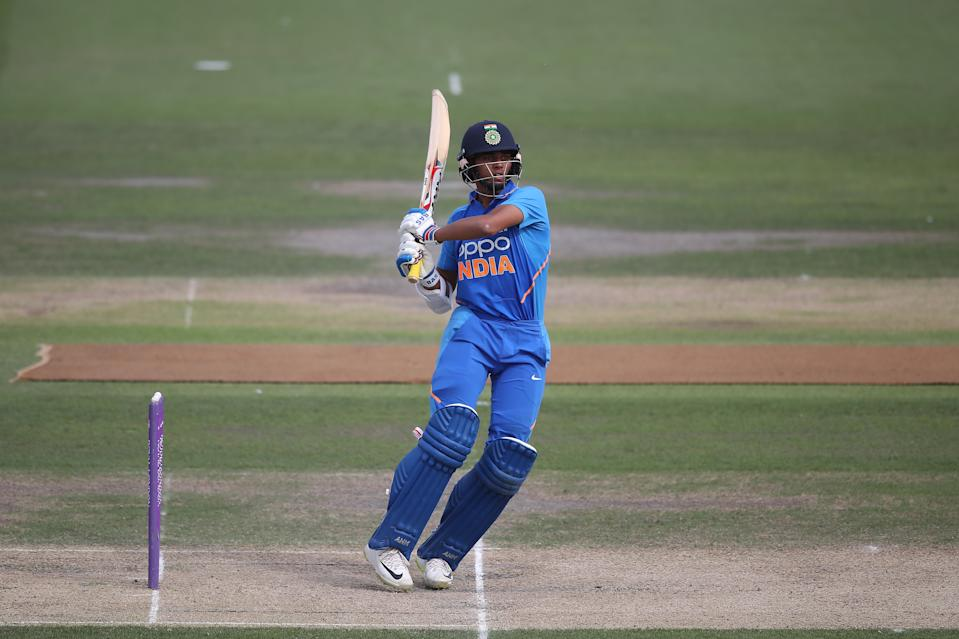 This 18-year-old boy from a humble background in Uttar Pradesh shot to fame when Rajasthan Royals bought him for a whopping Rs 2.4 crore in the IPL 2020 auction. Yashasvi opens the batting and his leg-spin is an add-on. He holds the record of being the youngest to score a List A double ton in the world. With the 2020 Under-19 World Cup and his first IPL to come, all eyes will be on this youngster.
