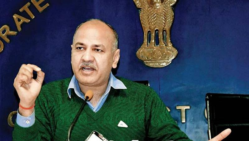 Congress-AAP Alliance: There Is No Hope Left for Alliance With INC, Says Delhi Deputy CM Manish Sisodia