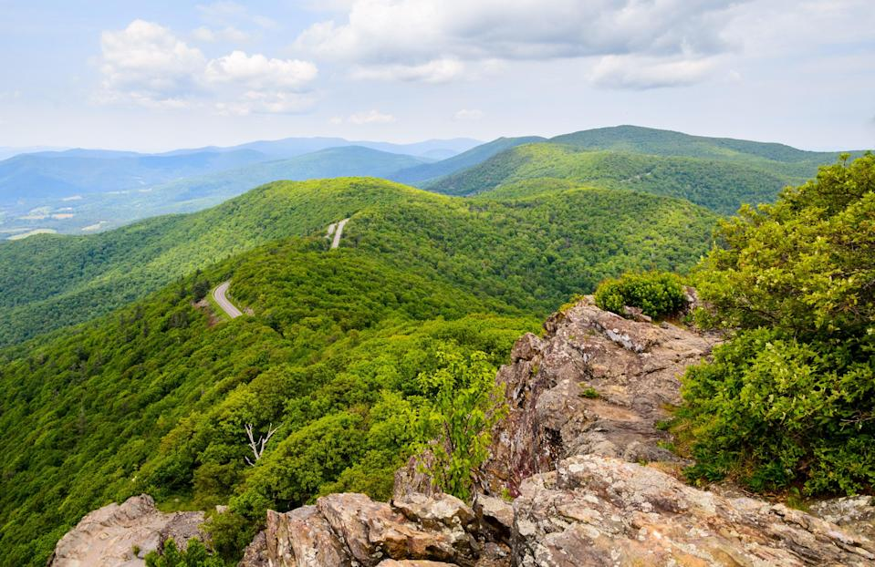 "<p><strong>Best thing to do in Virginia:</strong> Get out of the city and into nature</p> <p>Getting out of D.C. to the <a href=""https://www.cntraveler.com/activities/luray/shenandoah-national-park?mbid=synd_yahoo_rss"" rel=""nofollow noopener"" target=""_blank"" data-ylk=""slk:Shenandoah National Park"" class=""link rapid-noclick-resp"">Shenandoah National Park</a> is a special treat. This part of Virginia extends along the Blue Ridge Mountains, with Skyline Drive running its length. There are natural wonders, like caverns and natural bridges and lookouts along the way, but make time for a few stops in this welcoming part of the state. In charming towns like Luray or Staunton you'll find cute places to stay, eat, and shop, and in all, this drive—ideal for leaf-peeping in fall—isn't so long or arduous to wear you out.</p>"