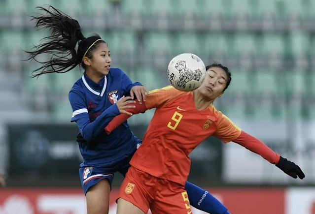 China's women's team had been due to play 2020 Olympic qualifiers in Wuhan but the matches will be moved from the Chinese city at the centre of a virus outbreak (AFP Photo/Jung Yeon-je)