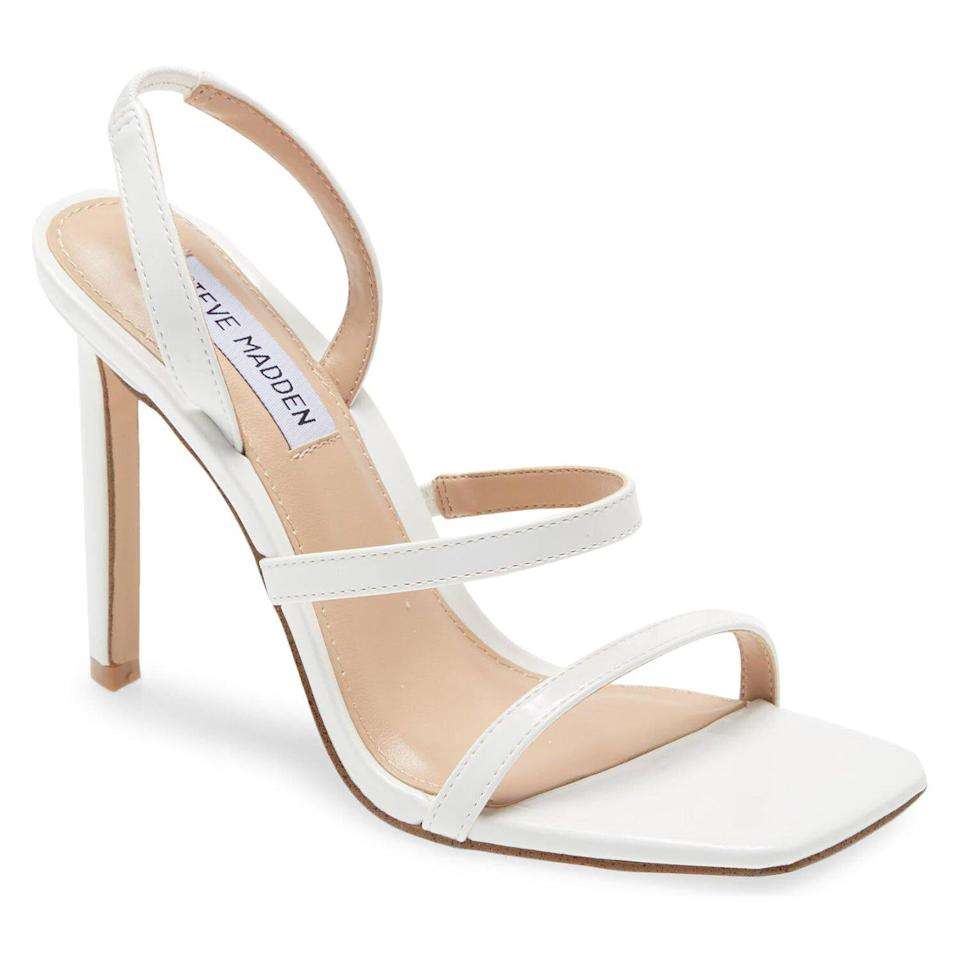 White Heels on Nordstrom