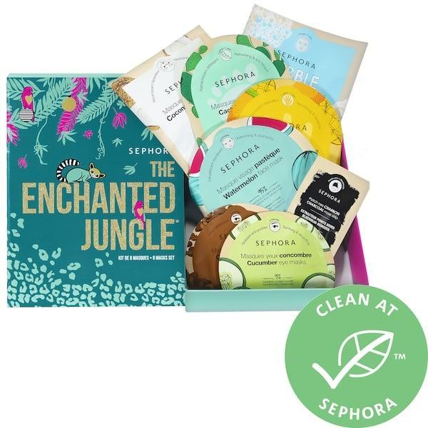 <p>The eight masks in this <span>Sephora Collection Enchanted Jungle Set</span> ($25) can fill two months of self-care Sundays . . . or make a special treat for each night of Hanukkah. It's safe to say we're pretty enchanted ourselves.</p>
