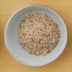 <p>Also referred to as hazelnut meal, this flour is made by grinding hazelnuts. It adds a sweet, nutty flavor to a variety of baked goods. It's also rich in protein and fiber. </p>