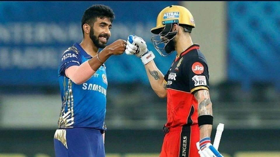 MI vs RCB: How does Virat Kohli fare against Bumrah?