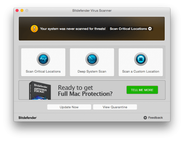 MacOS isn't immune to malware! Let these antivirus apps give