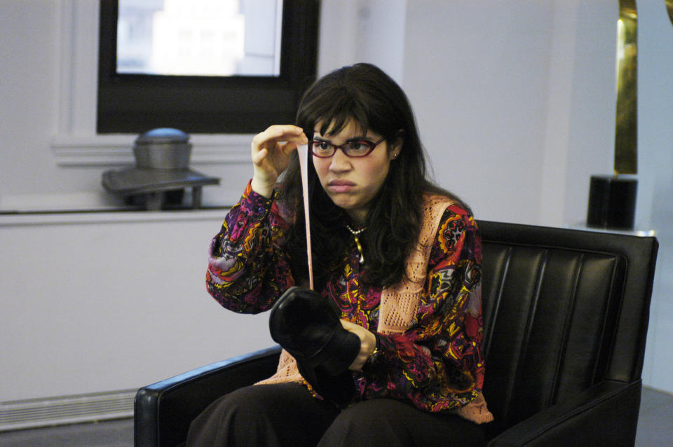 'Ugly Betty'. (Credit: John Clifford/Walt Disney Television via Getty Images)