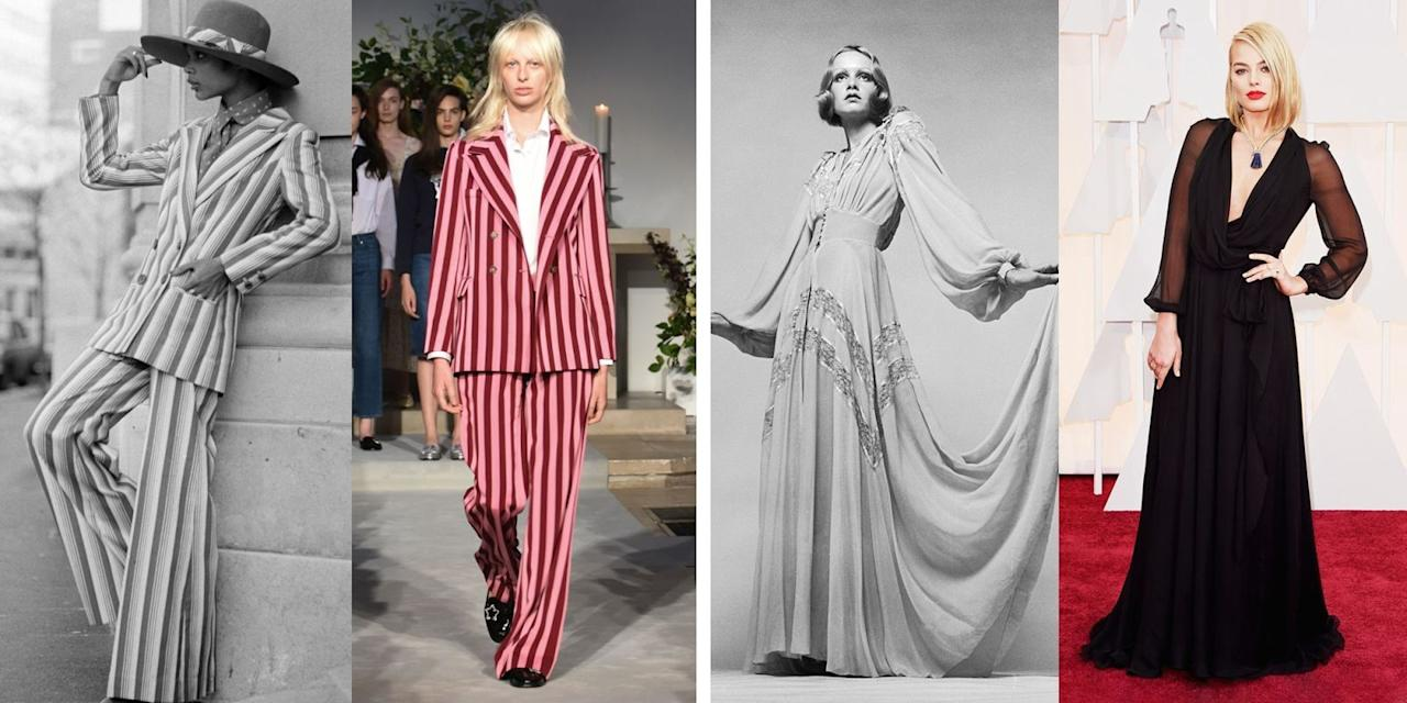 <p>That cool outfit/beauty look you love? Not new.</p>