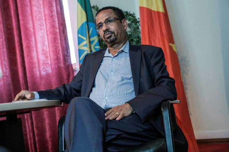 The region's interim leader Mulu Nega said the withdrawal of Eritrean troops would not happen immediately
