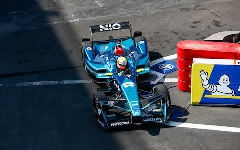 <span>It was Turvey's highest finish of the season</span> <span>Credit: Formula E </span>