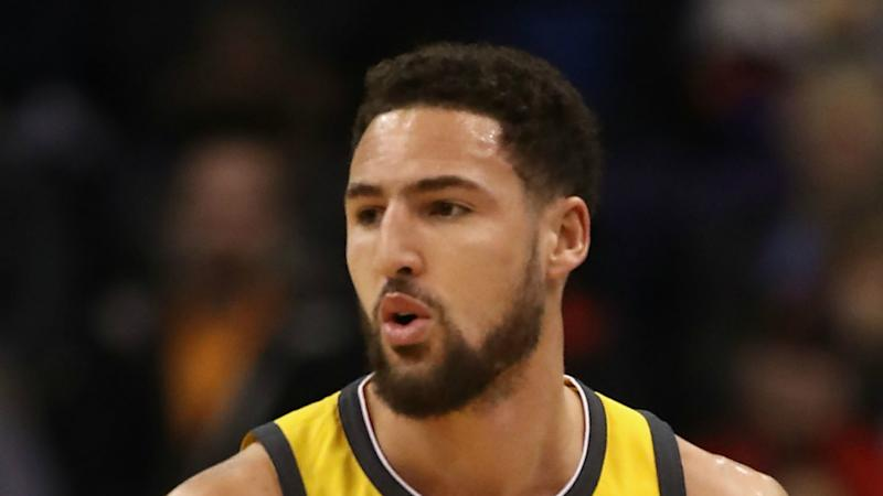 bc8eda7967b3 Warriors star Klay Thompson has no issue with Lakers rumours